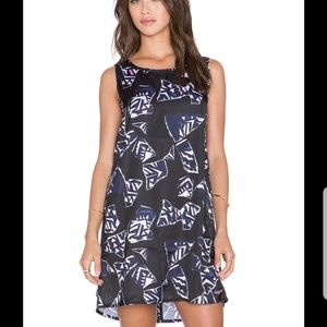 NWTS INSIGHT CHIPS SHIFTER DRESS SIZE XS